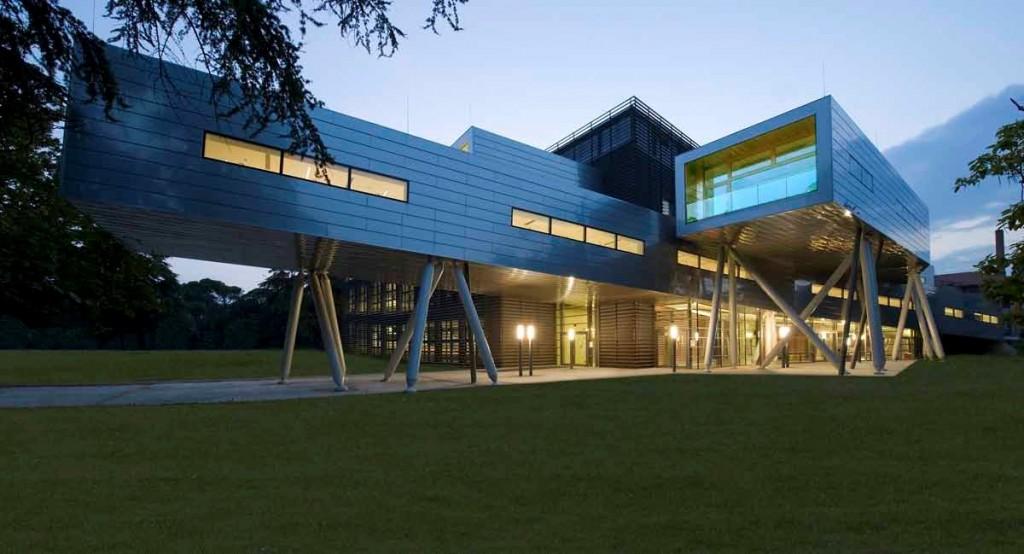 campus university in Forli