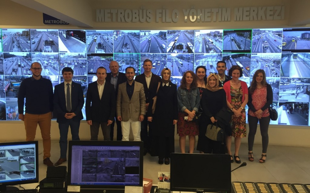R4E- Metrobus management center