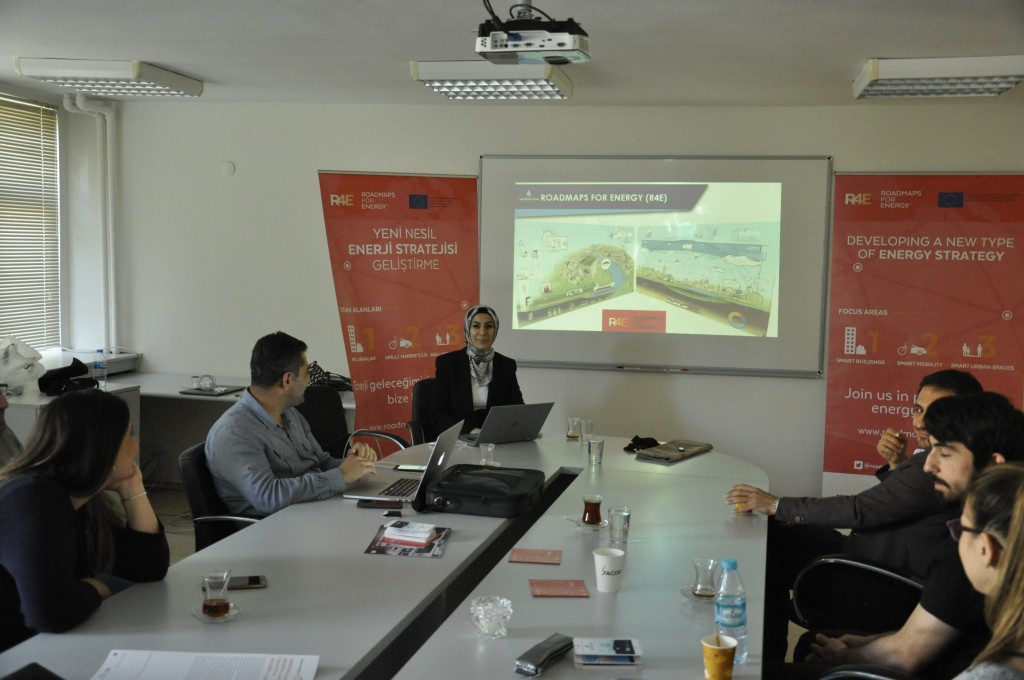 Istanbul smart traffic and R4E project seminar 2