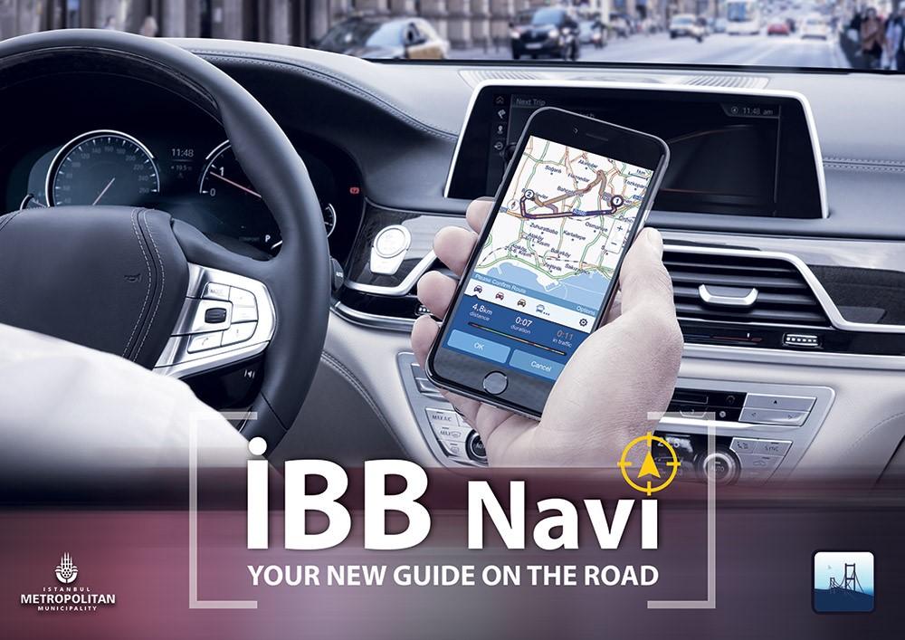 IBB Navi R4E project istanbul
